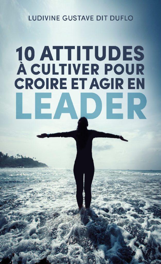 10 attitudes leader