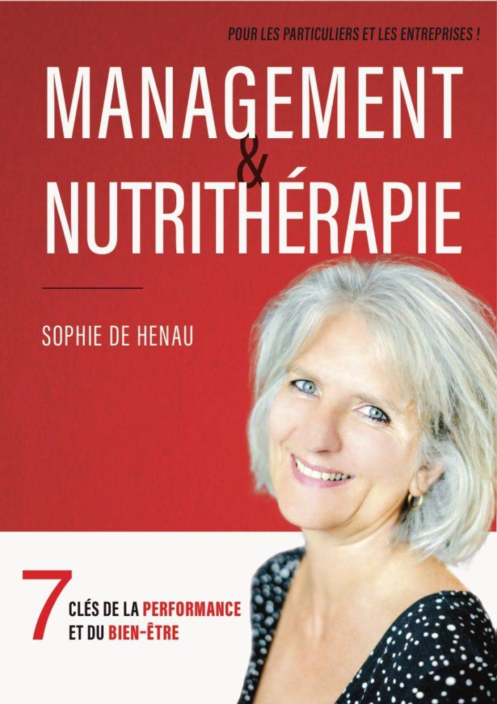 livre Management et nutrithérapie