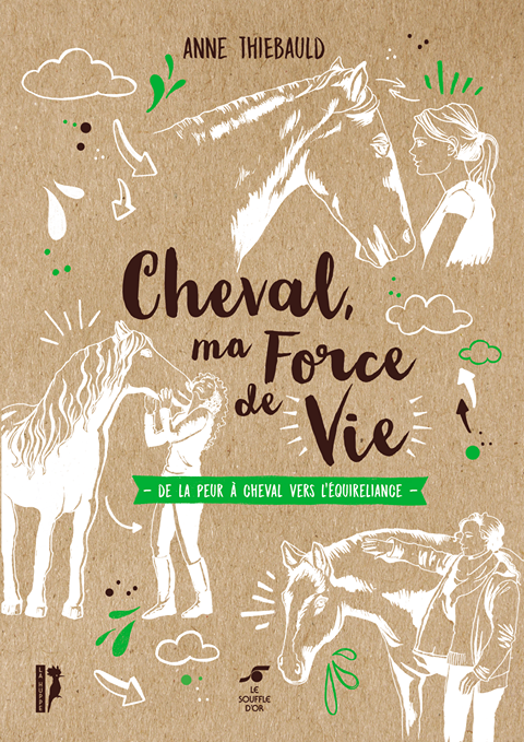 couverture cheval ma force devie