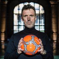 Pierre Maes, auteur d'une enquête sur une bulle explosive sur le business des droits TV du foot.